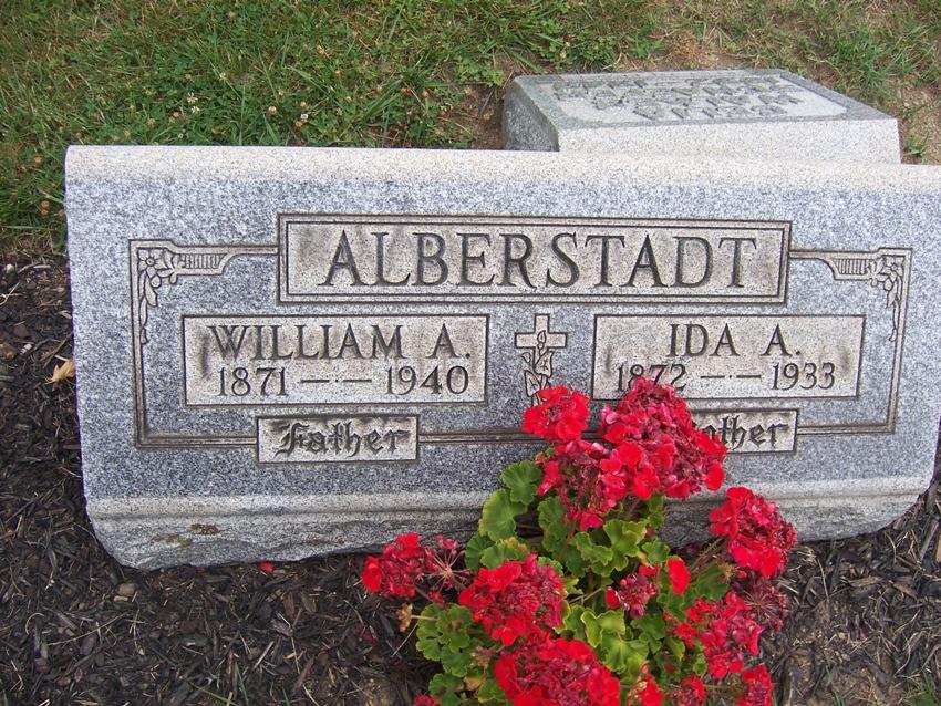 William A Alberstadt