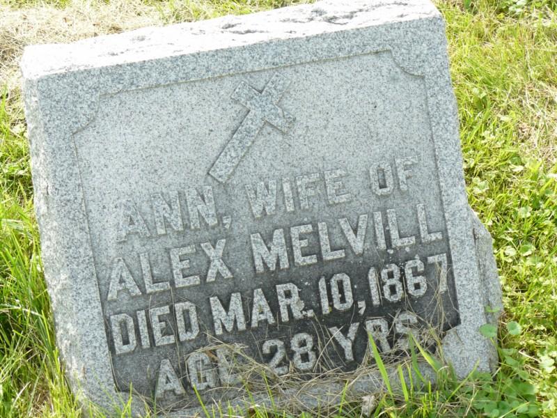 Ann Melvill
