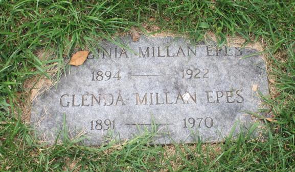 Virginia Hammond <i>Millan</i> Epes