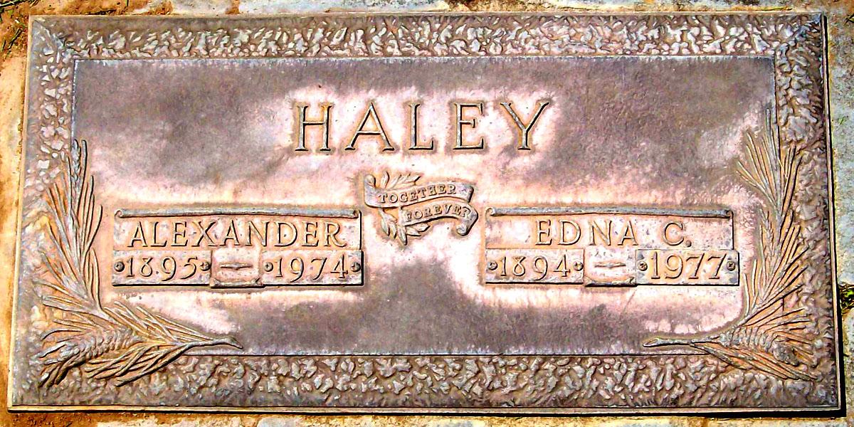 Alexander Haley