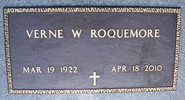 Verne Violet <i>Warren</i> Roquemore