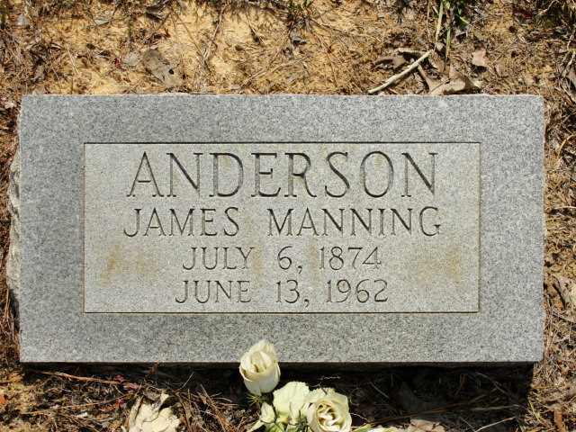 James Manning Anderson
