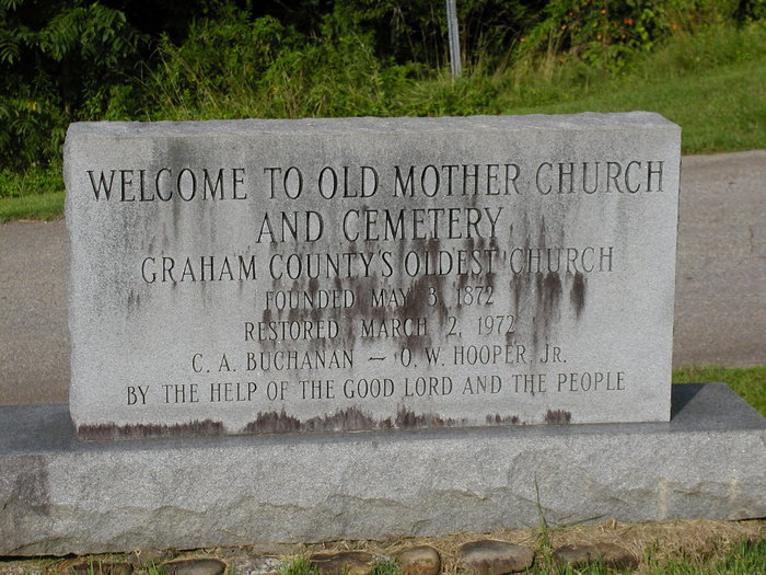 Old Mother Church Cemetery