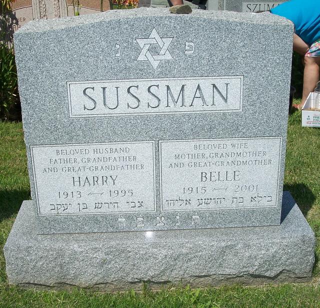 Belle Sussman
