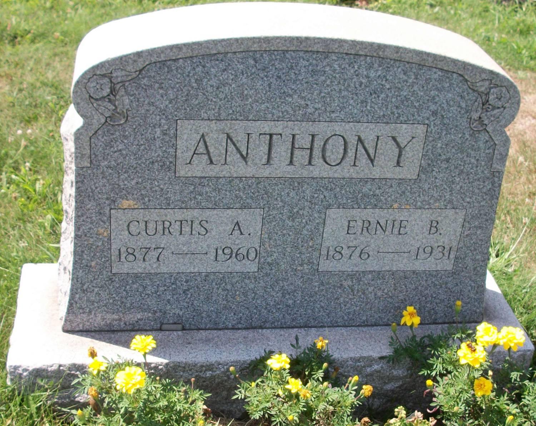 Ernie B Anthony