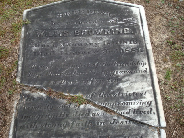 Willis Browning