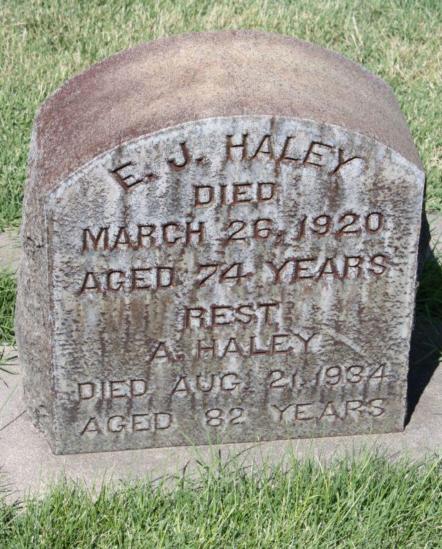 E J Haley