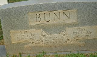 Virgil Wesley Bunn