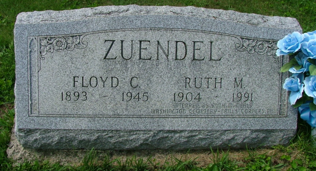Floyd Clifford Zuendel