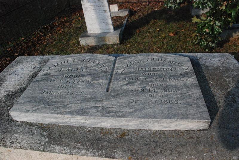 Rev Samuel Girard Earle