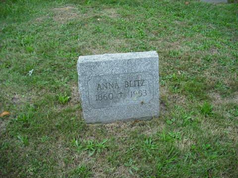 Anna Blitz