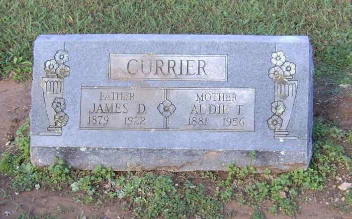 James David J.D. Currier