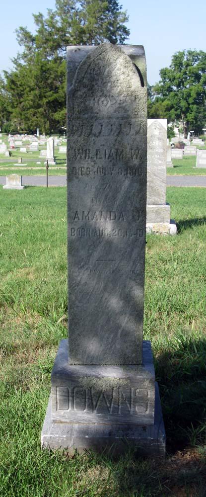 Amanda J <i>Frazier</i> Downs
