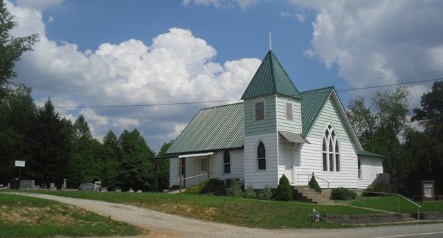 Beulah Humble Presbyterian Church Cemetery