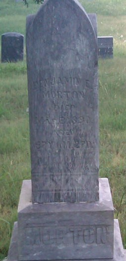 Benjamin Ellis Morton