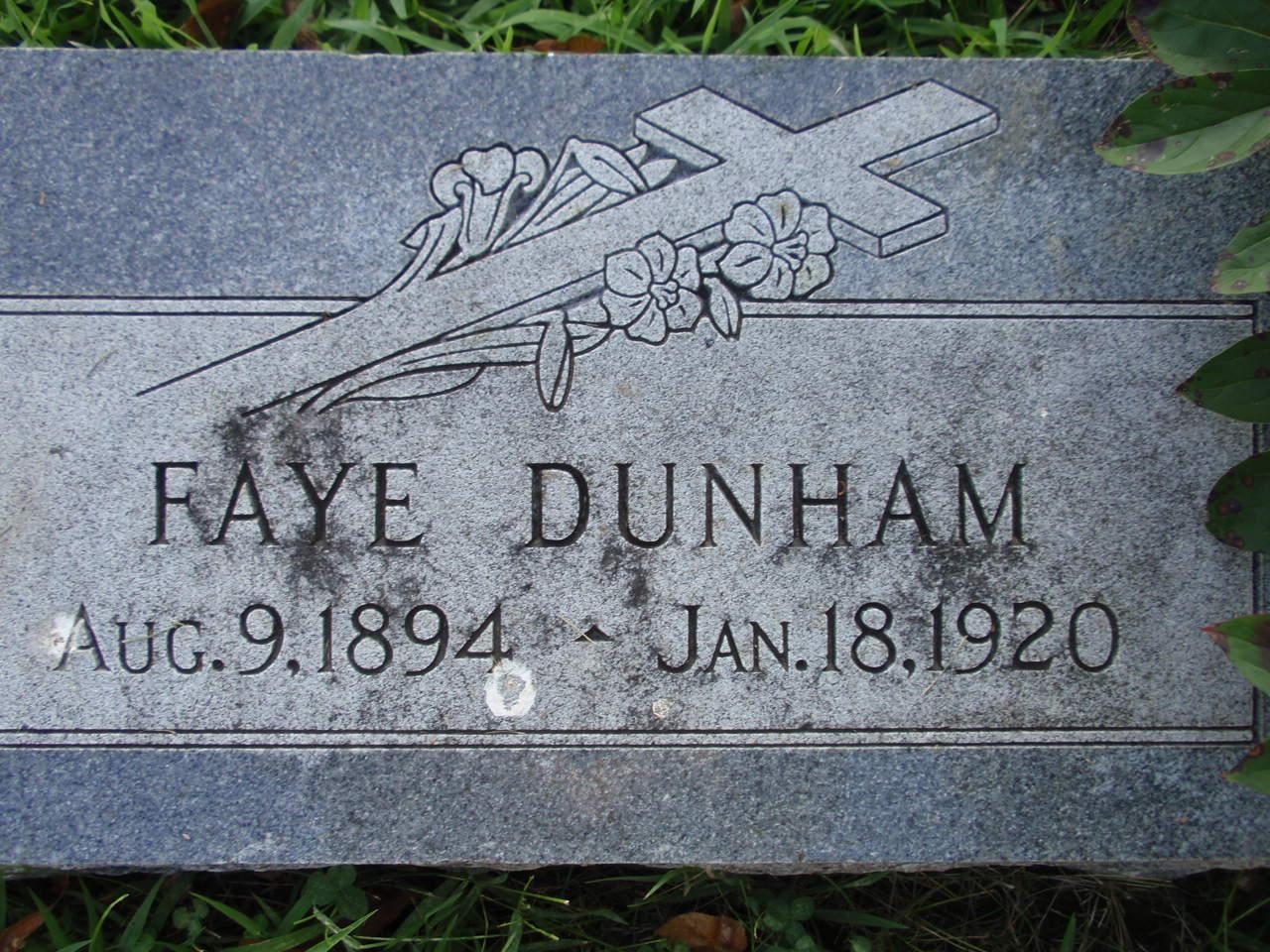 Faye Reva <i>Phillips</i> Dunham