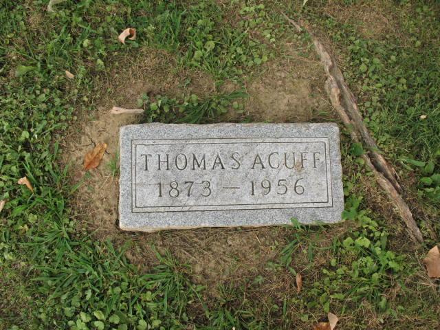 Thomas Acuff