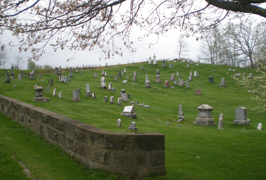 Eastbrook United Presbyterian Church Cemetery