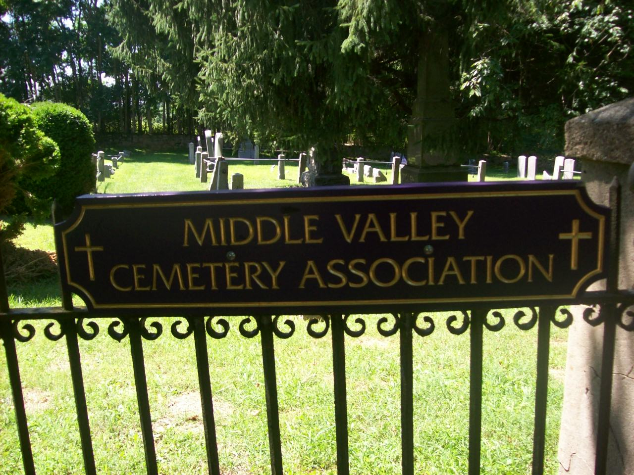 Middle Valley Cemetery