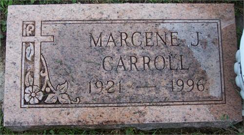 Marcene J. <i>Baldocchi</i> Carroll