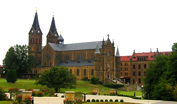 St Meinrad Indiana Map.Saint Meinrad Archabbey Cemetery In Indiana Find A Grave Cemetery