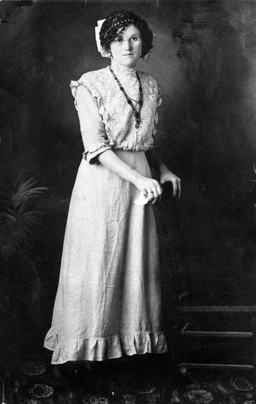Emma Elizabeth <i>Montgomery</i> Butts