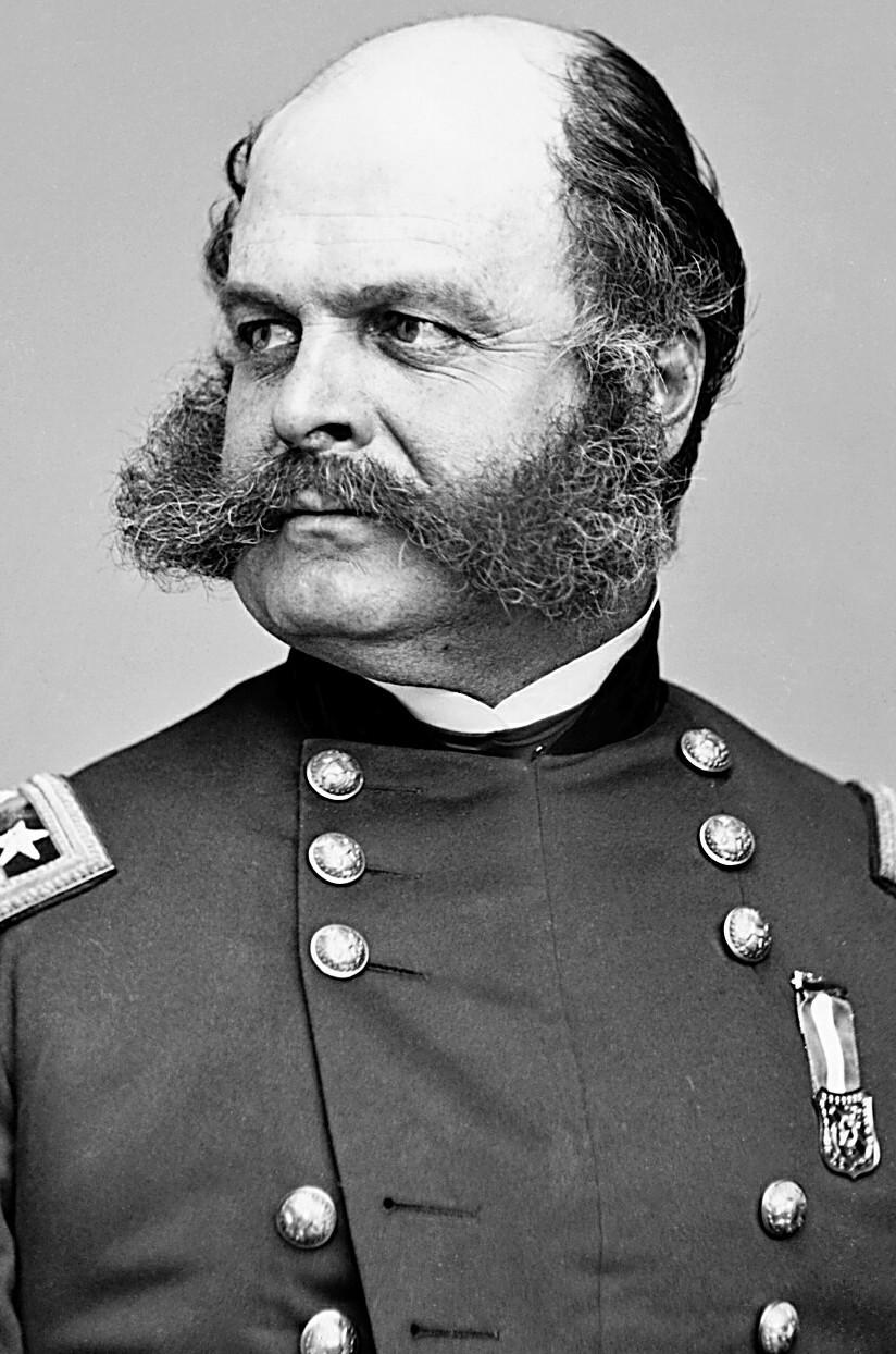 MG Ambrose Everett Burnside