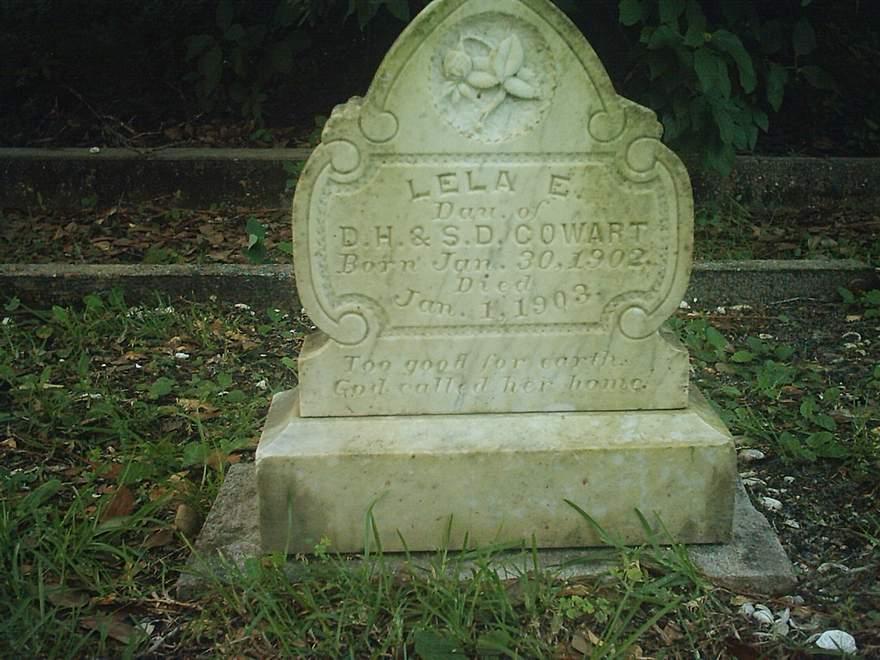 Lela E. Cowart