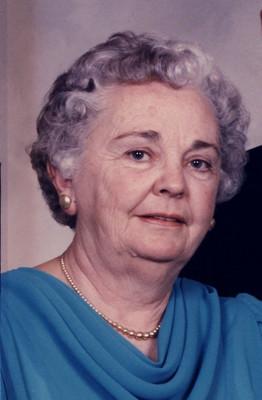 Florence L <i>Meyer</i> Adams