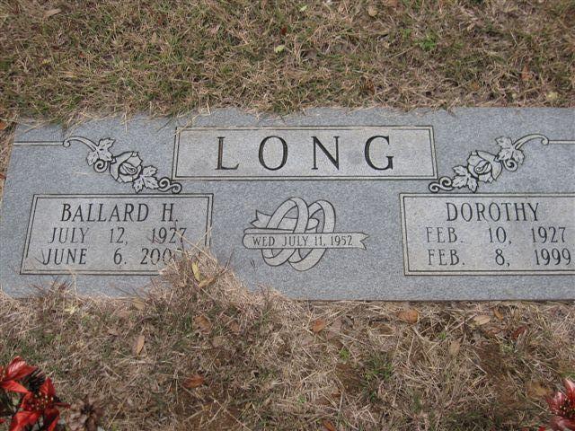 Ballard H Long