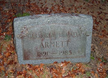Georgia Levada Arnett