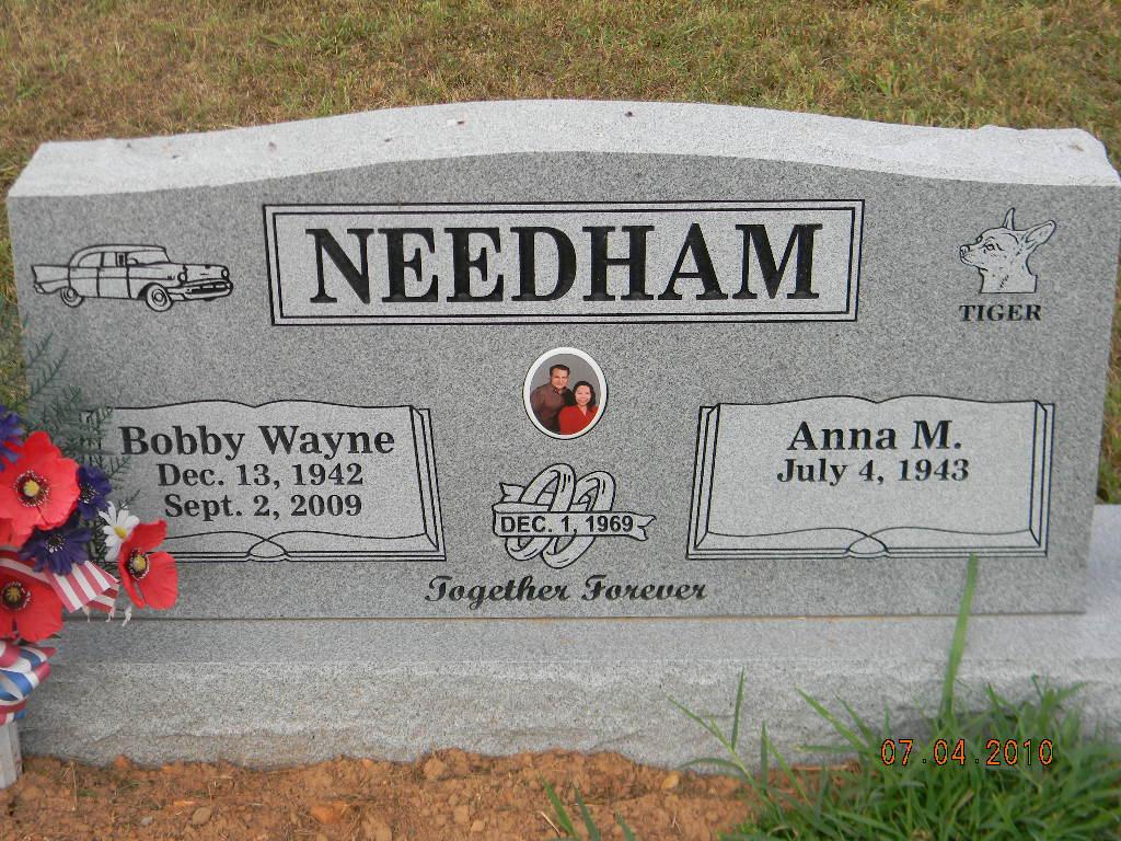 Bobby Wayne Needham