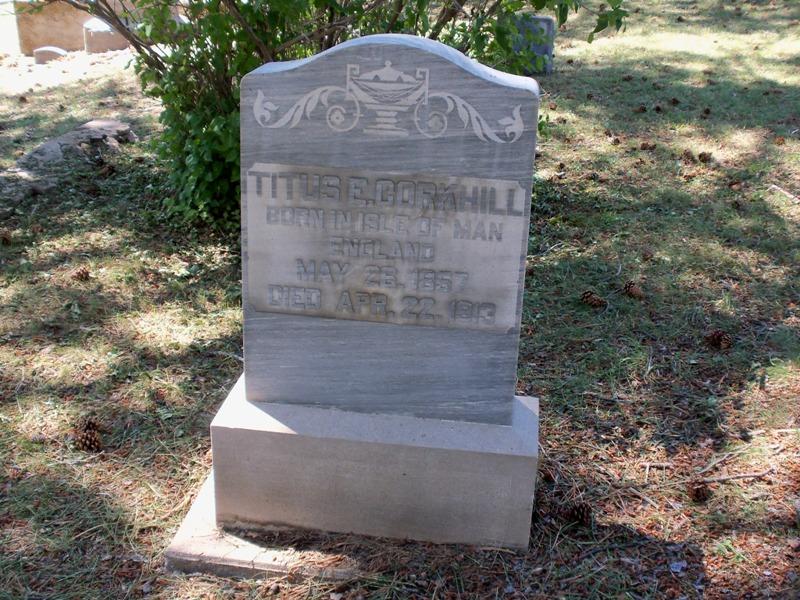 Titus E. Corkhill