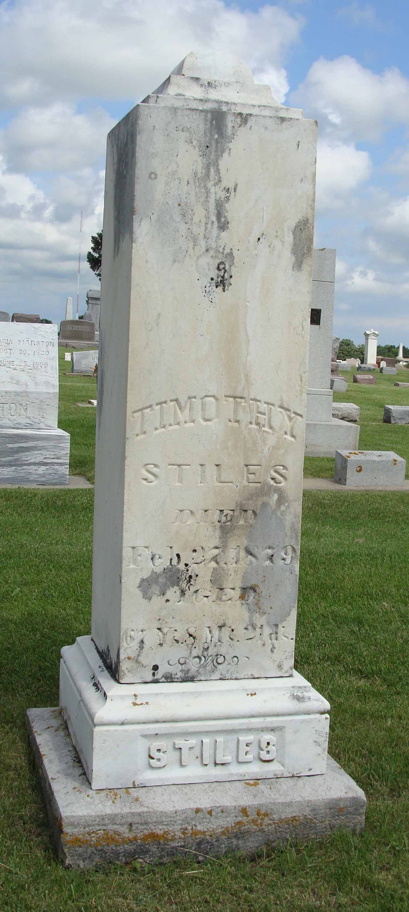 Timothy Stiles