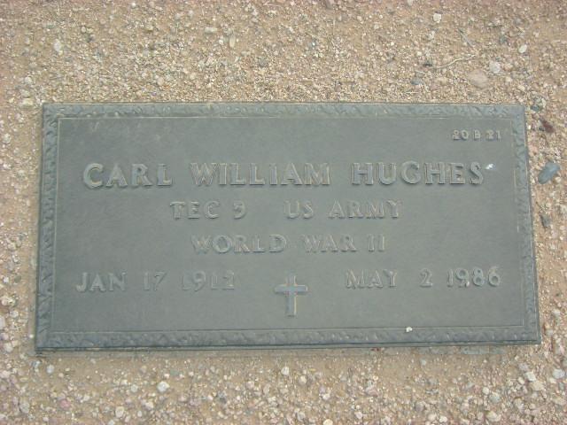 Carl William Hughes