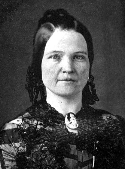 Mary Ann <i>Todd</i> Lincoln