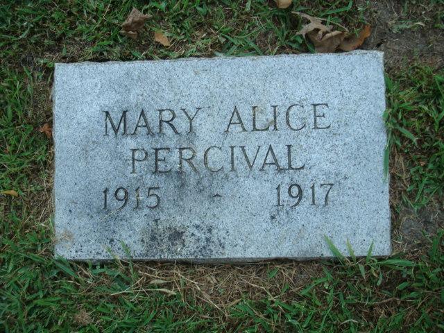 Mary Alice Percival