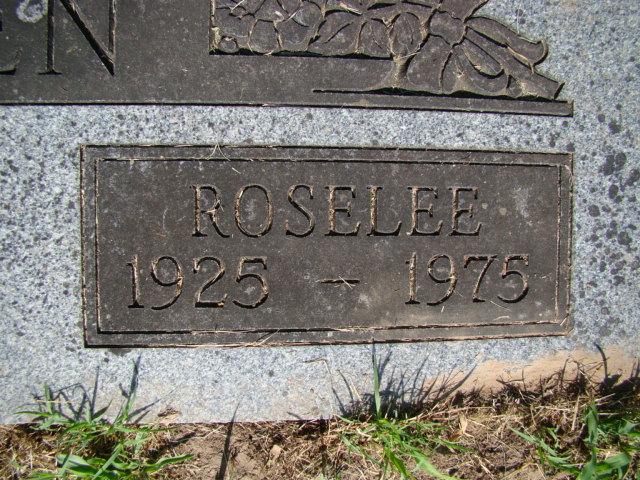 Roselee Warren