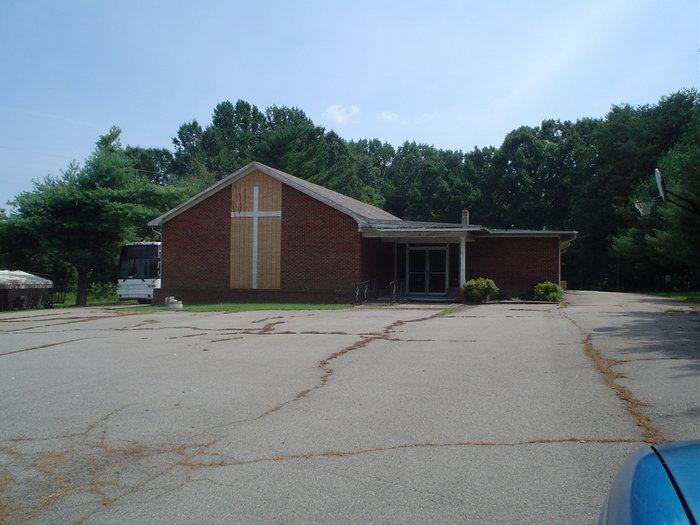Smyrna Church of Christ Cemetery