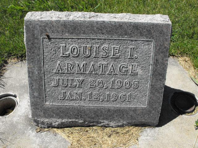 Lola Louise Armatage