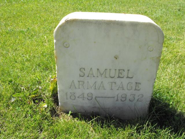Samuel Armatage