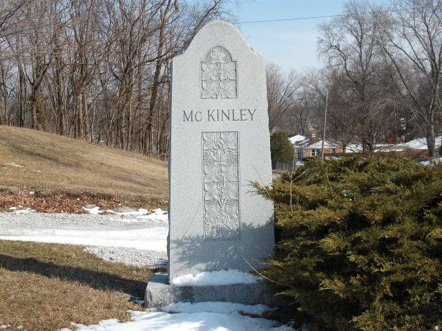 McKinley Memorial Gardens