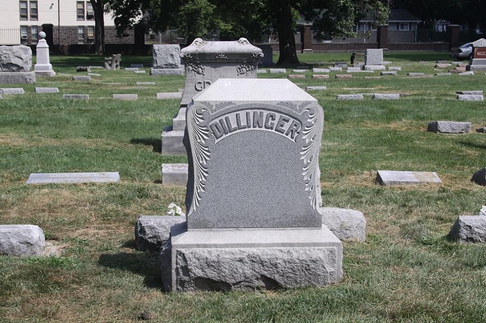 john herbert dillinger 1903 1934 find a grave memorial