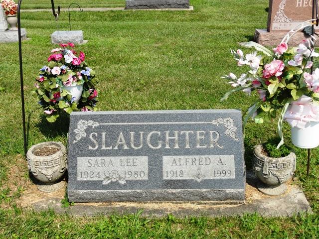 Alfred Abraham Slaughter