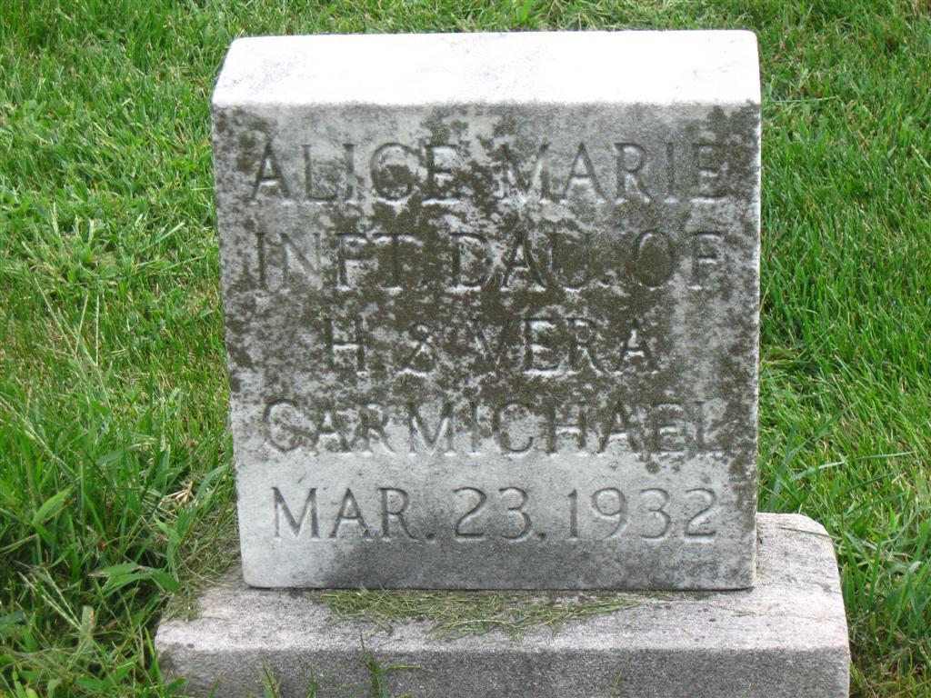 Alice Marie Carmichael
