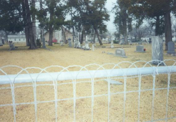 Jamison Chapel Cemetery