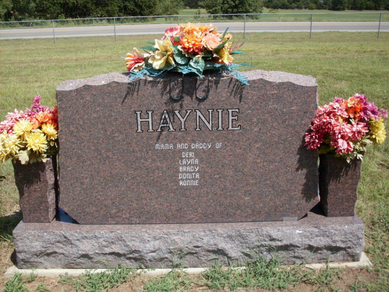 Lockie Dee Olayne Fritzie <i>Alexander</i> Haynie