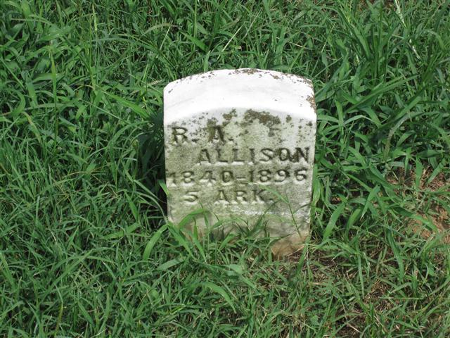 Robert Asbury Allison, Jr