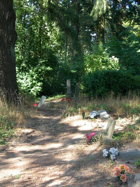 Sunset Pioneer Cemetery