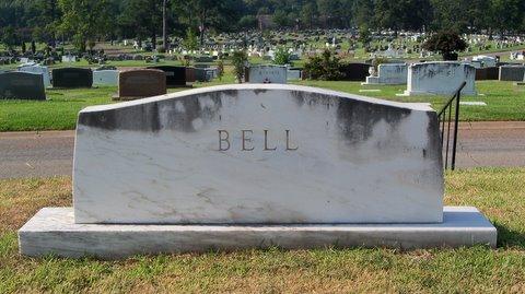 Martha Maranza Mattie <i>Gauntt</i> Bell